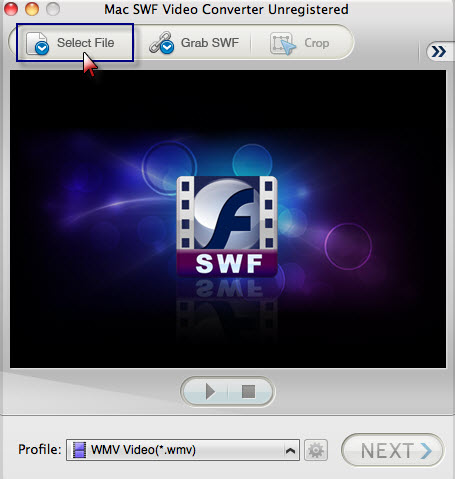 how to run swf files on a mac